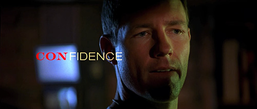 Confidence title screen