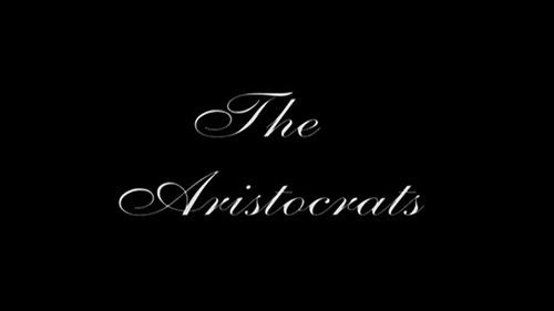 The Aristocrats title screen