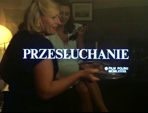 Przesłuchanie title screen