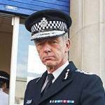 Commissioner Bernard Hogan-Howe - veteran of the Hillsborough police and author of the original HMIC whitewash on undercover policing