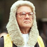 Sir Christopher Rose - apparently it's alright for him to name undercovers, so long as it's whilst he's bollocking lawyers