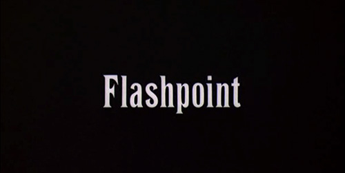 Flashpoint title screen