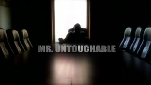 Mr Untouchable: The Nicky Barnes Story title screen