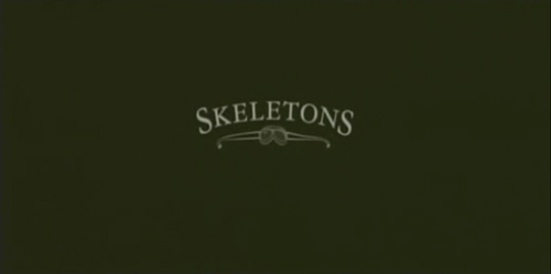 Skeletons title screen