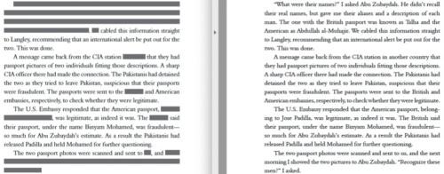 'Black Banner' comparison (excerpt)